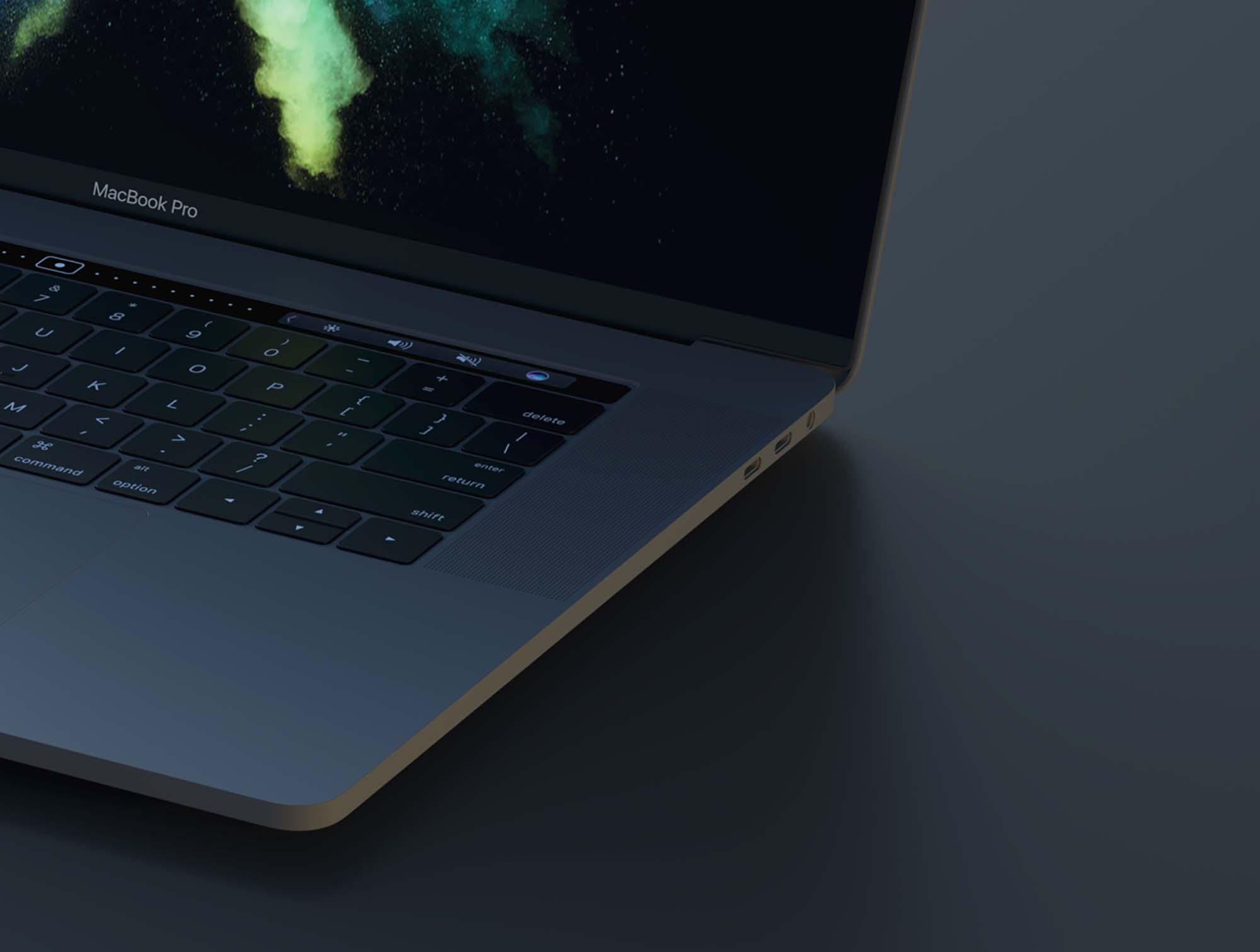 Macbook Pro Mockup 1