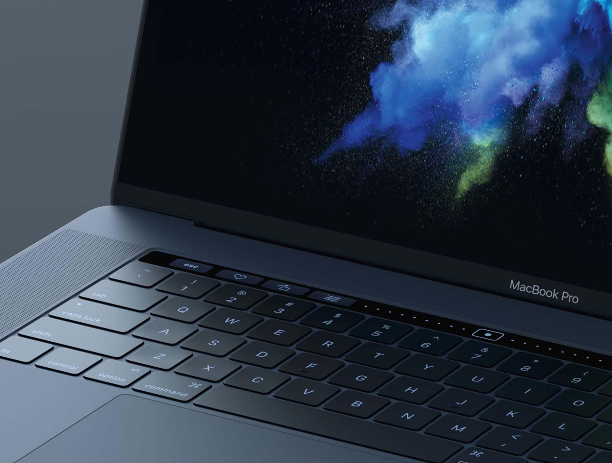 Macbook Pro Mockup 2