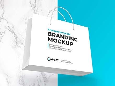 Multipurpose Branding Mockup