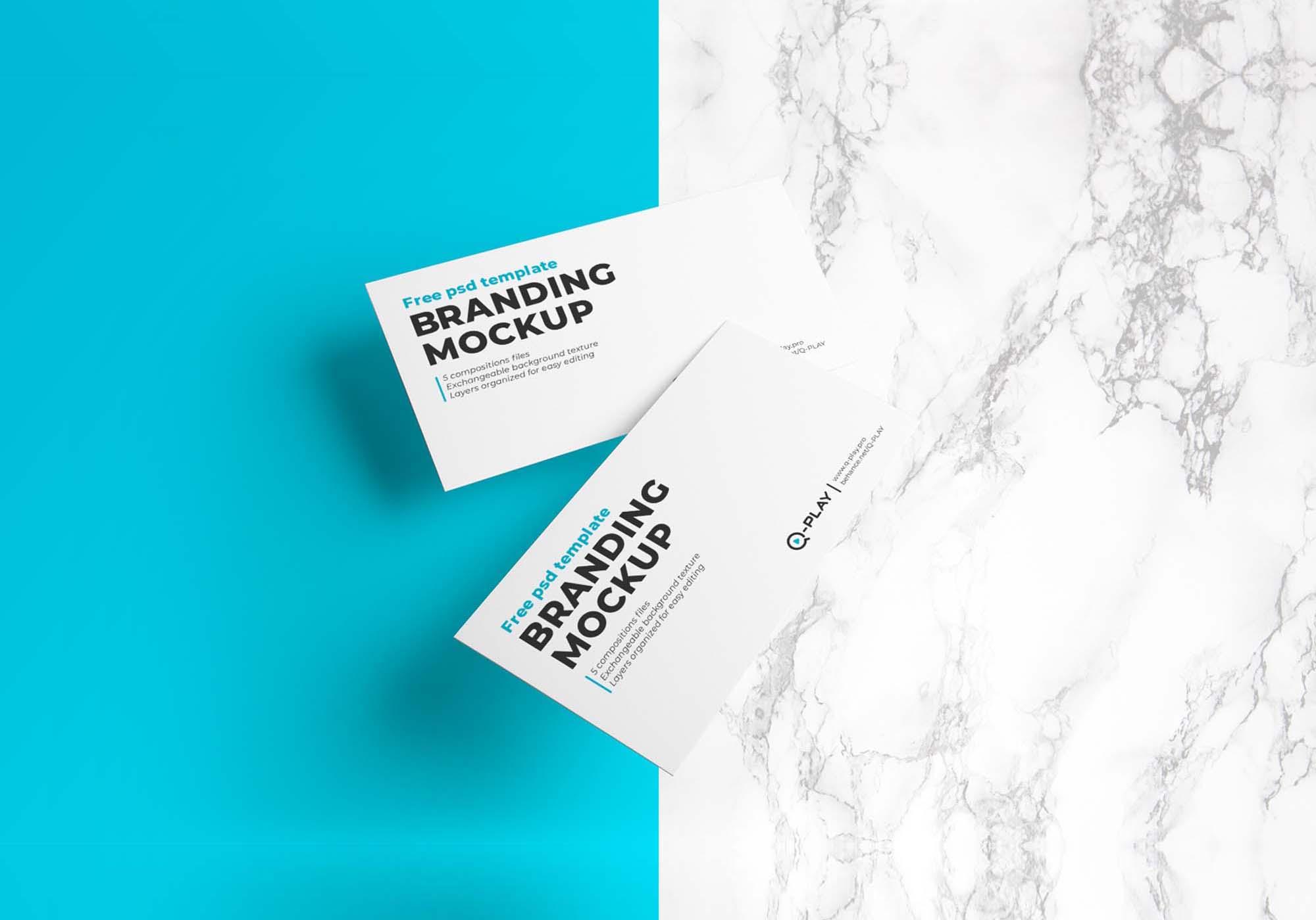 Multipurpose Branding Mockup 4