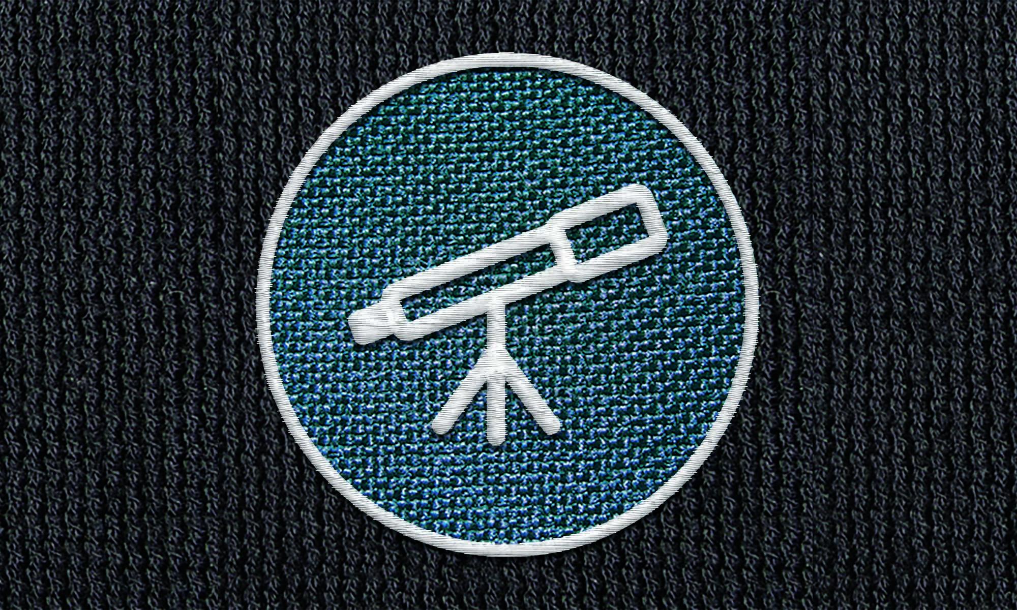 Patch Logo Mockup