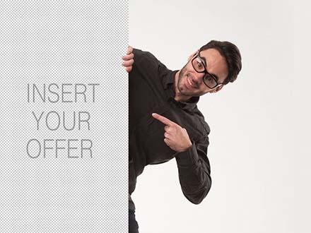 Photo Promotion Mockup