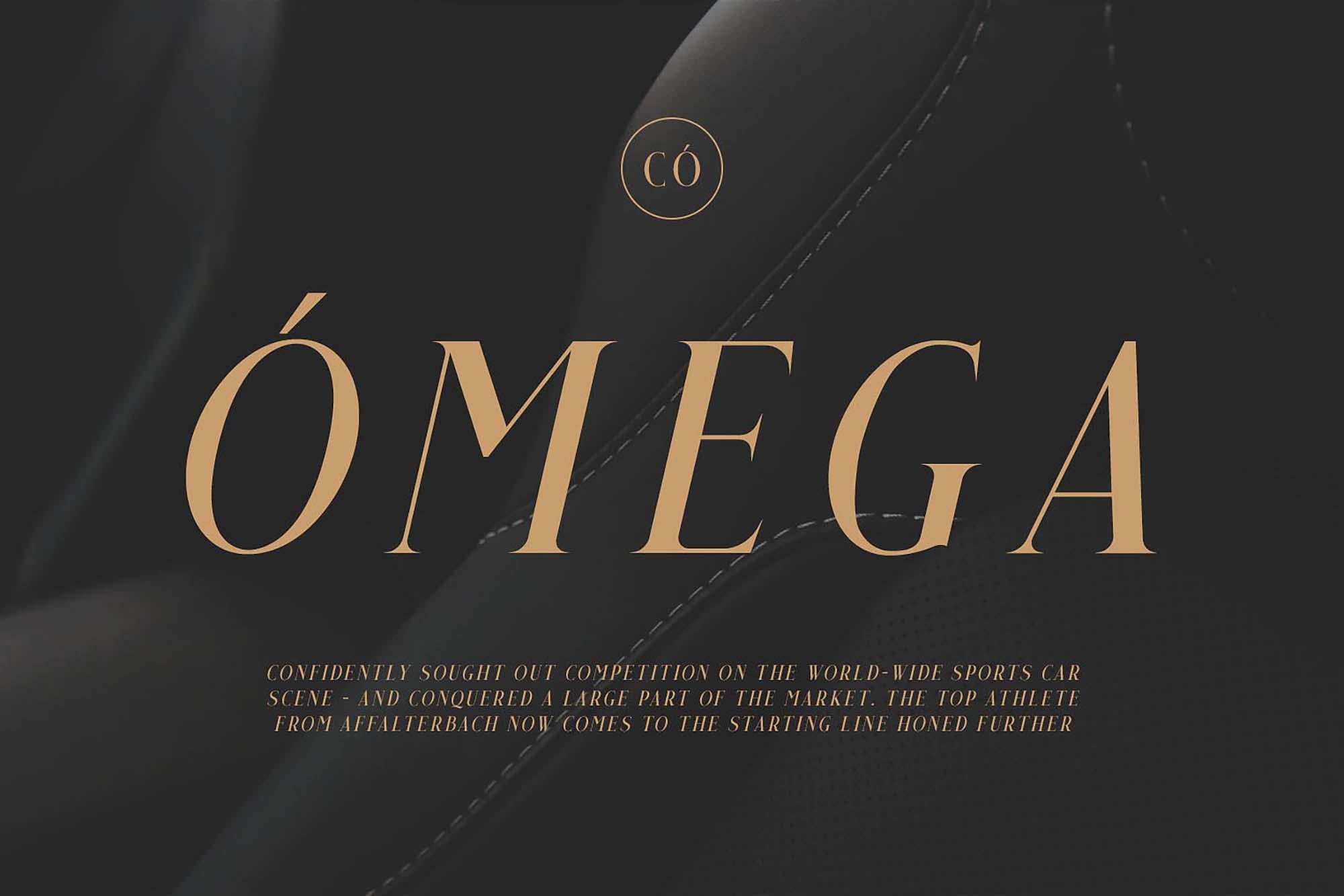 Qualey Serif Font 5