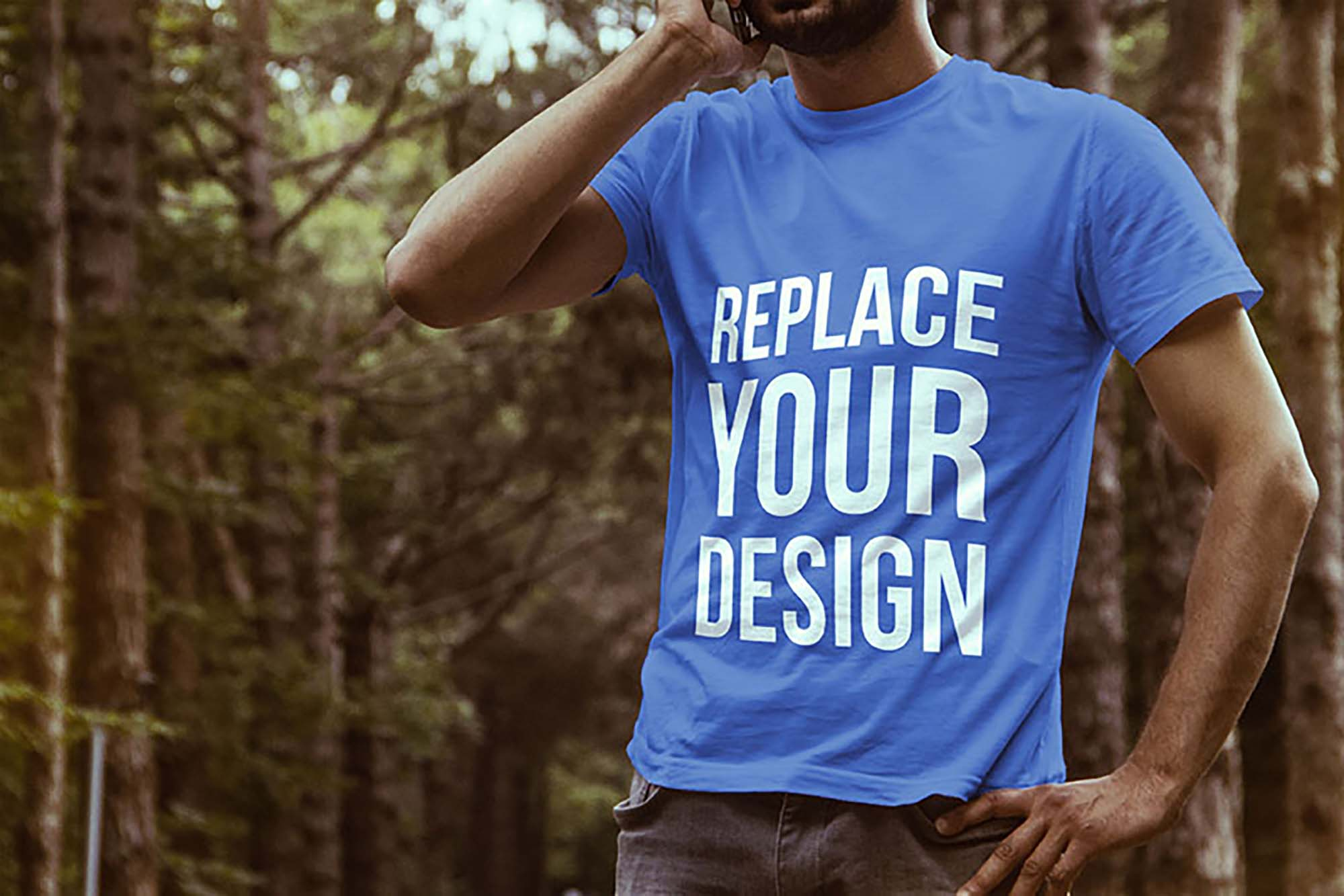 T-shirt Mockup 3