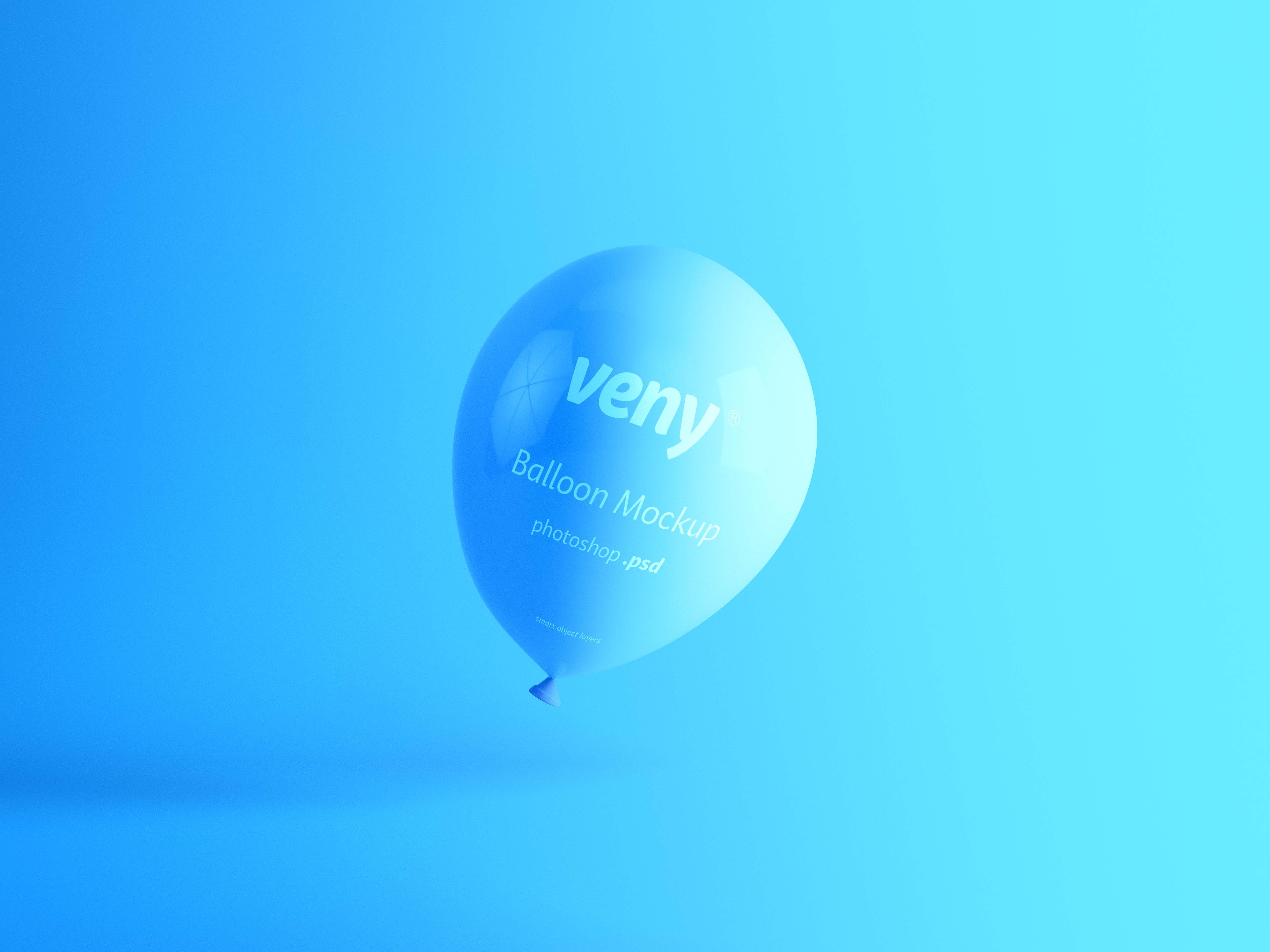 Balloon Mockup 2