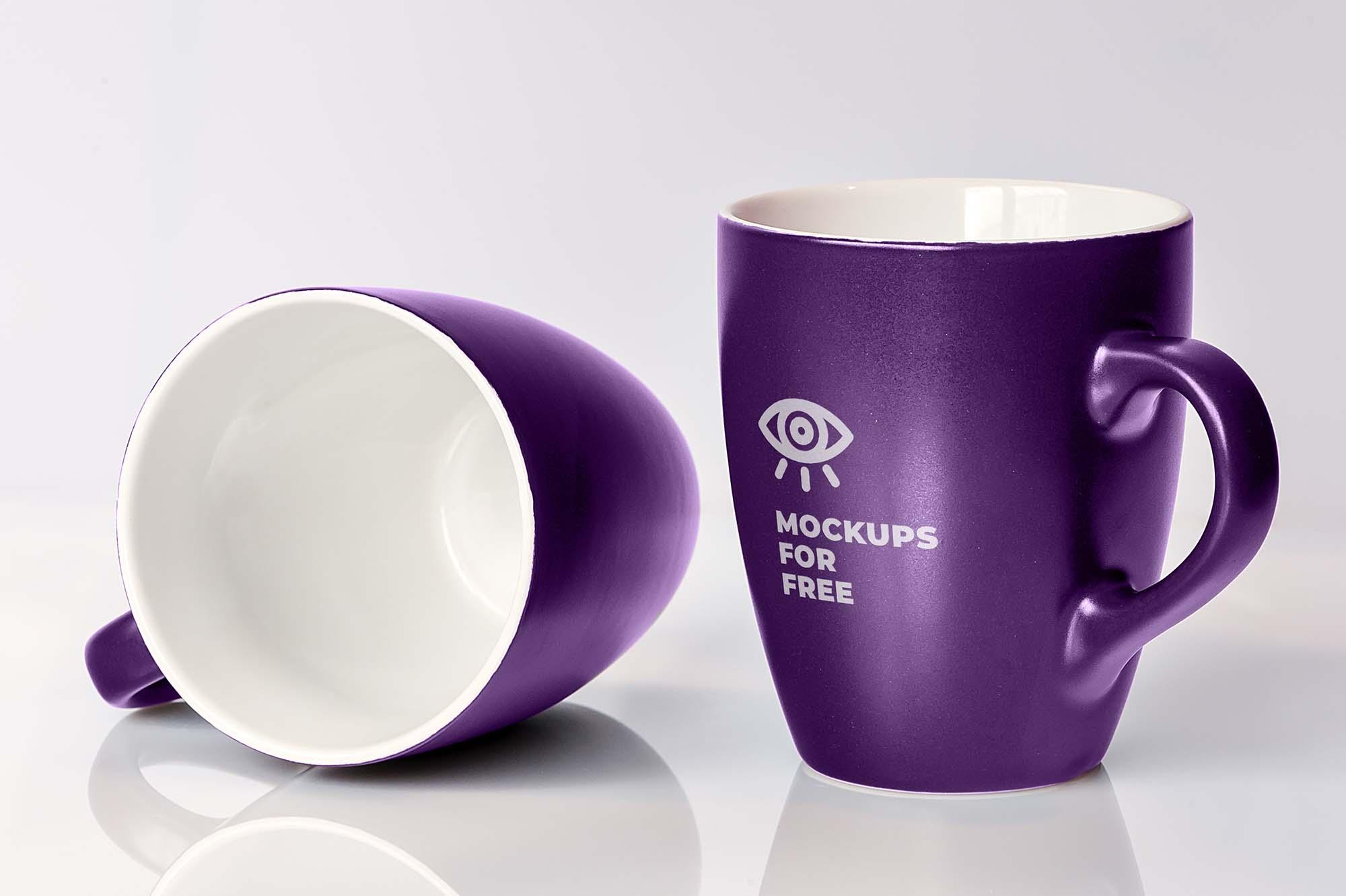 Ceramic Cup Mockup