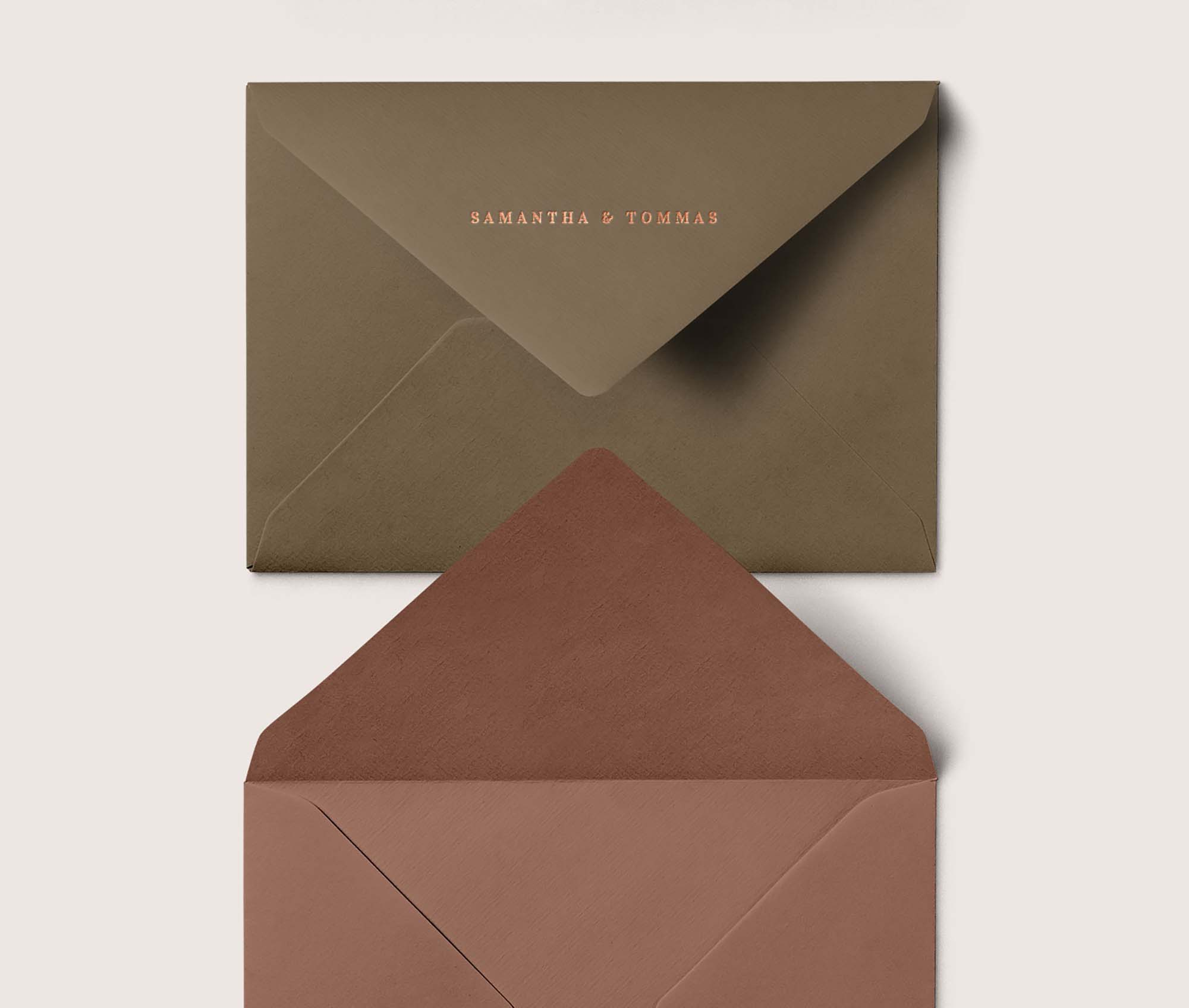Envelope Mockup 2