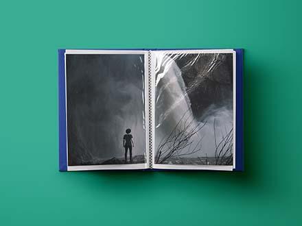 Photo Album Mockup