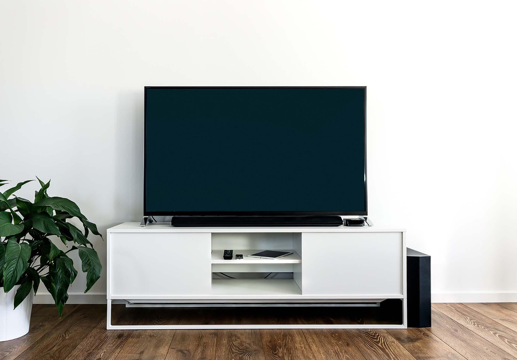 Smart TV Mockup