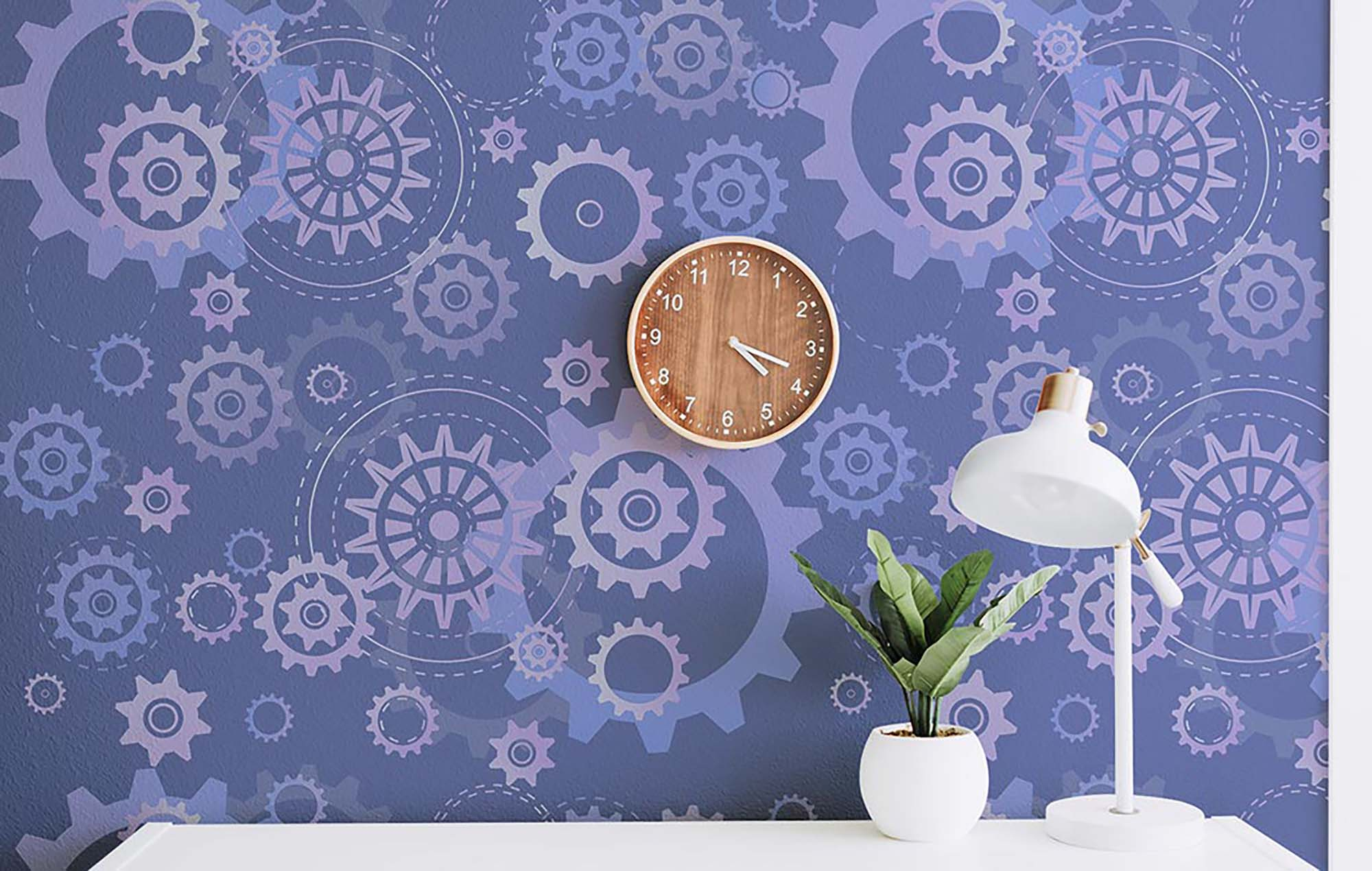 Wallpaper Mockup