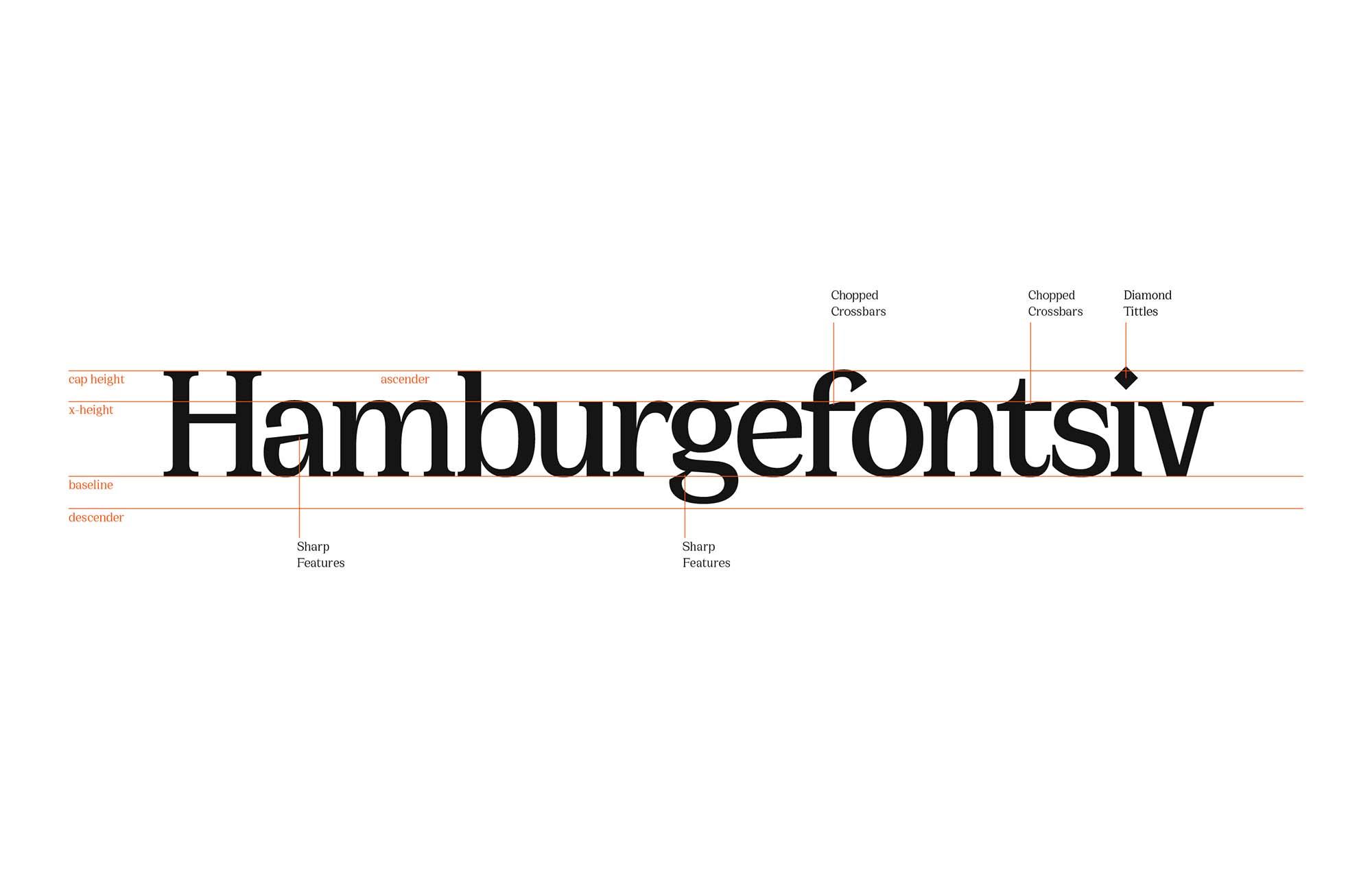 Cirka Serif Font 9