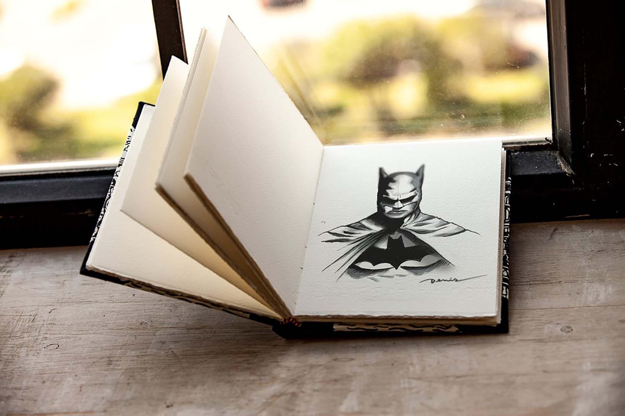 Realistic Art Book Mockup 3