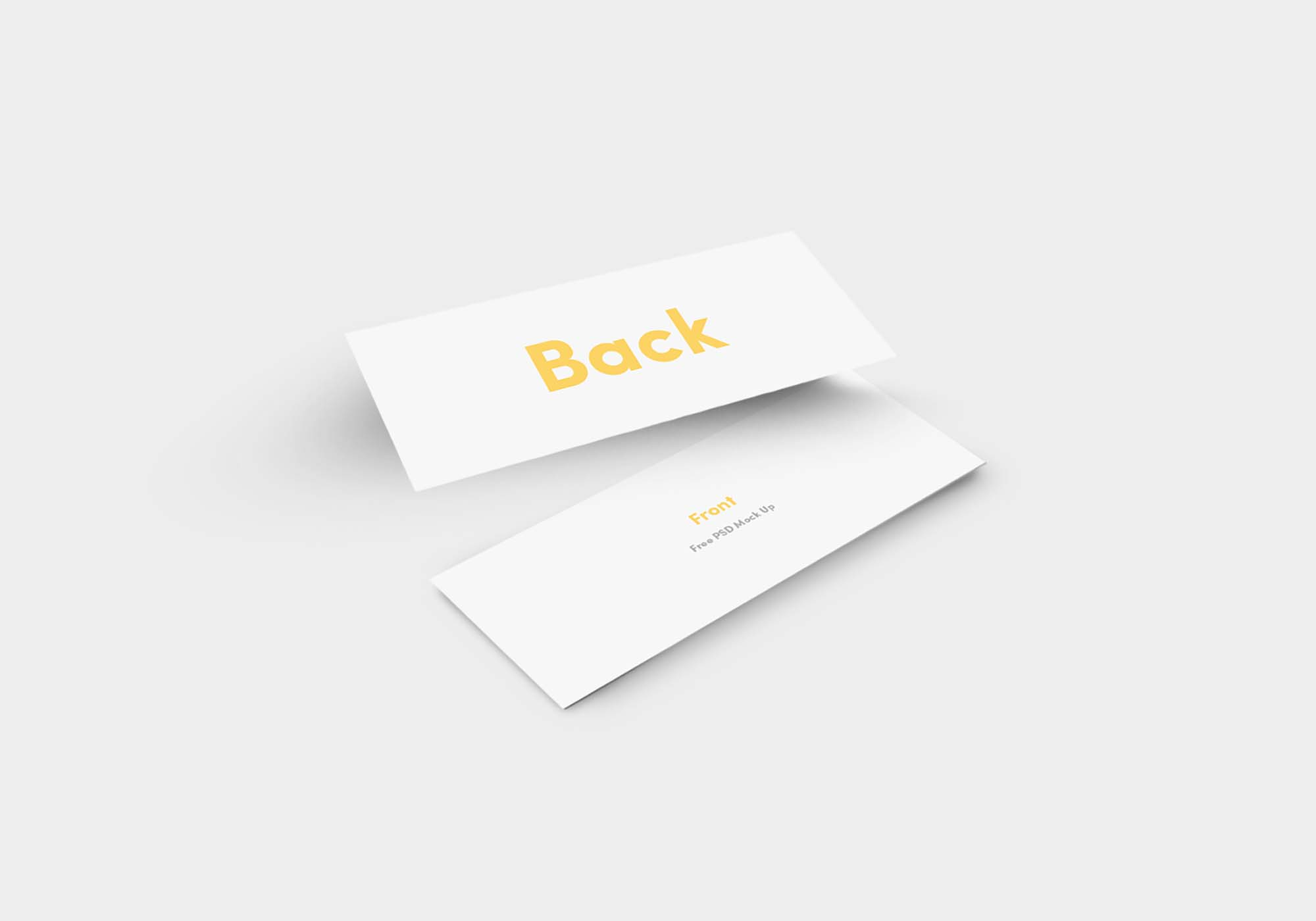 Slim Business Card