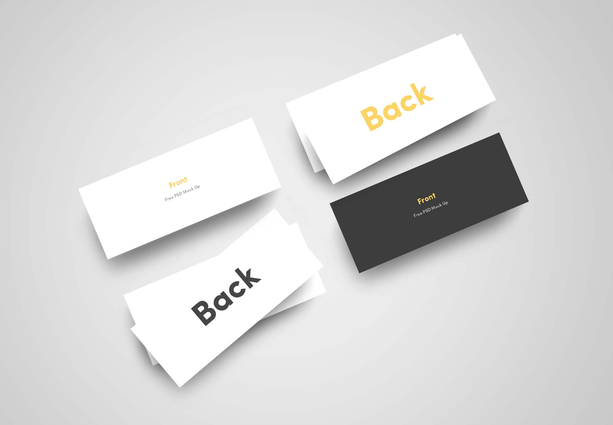 Slim Business Card 2