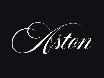 Aston Calligraphy Font