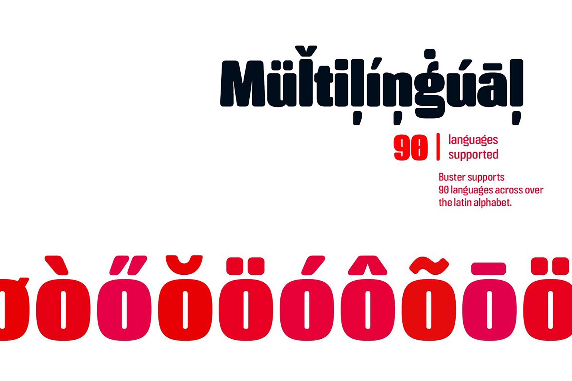 Crossfit Font Multilingual