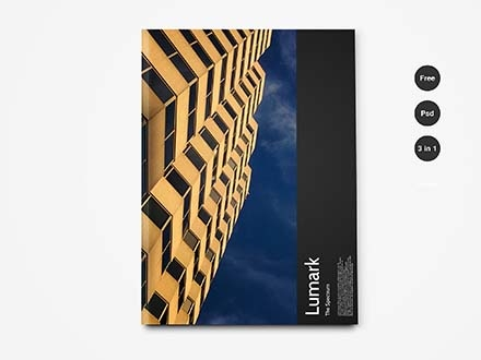 Editorial Magazine Template
