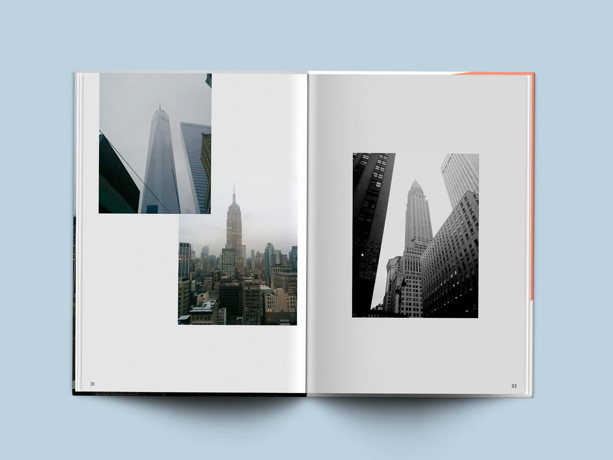 Editorial Magazine Template 2