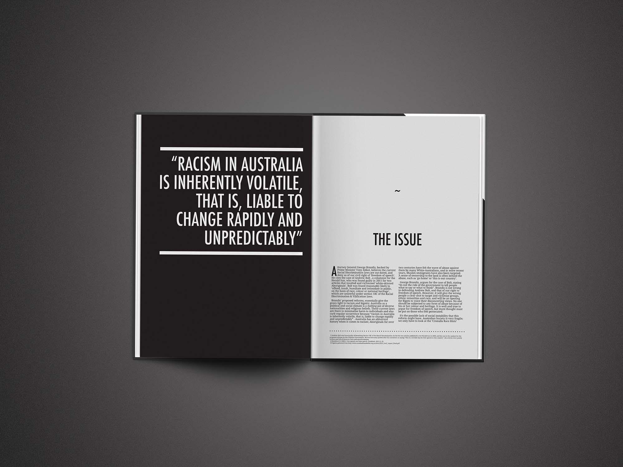 Editorial Magazine Template 5