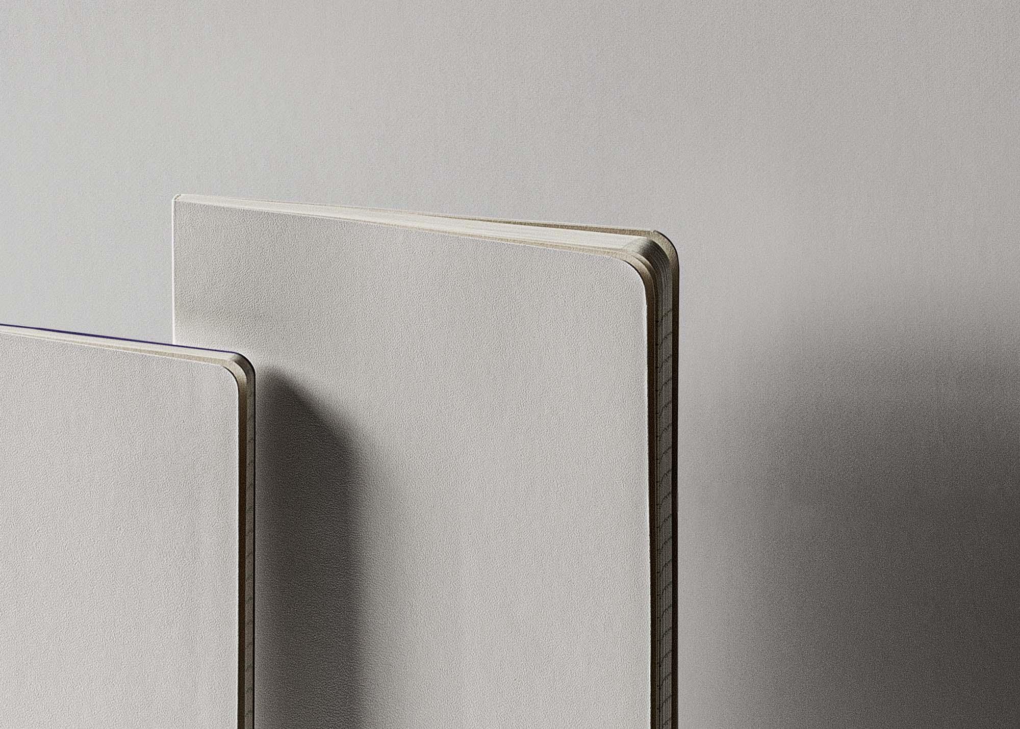 Gravity Notebooks Set Mockup Details