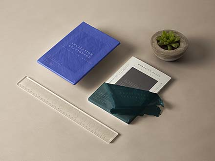 Invitation Stationery Mockup