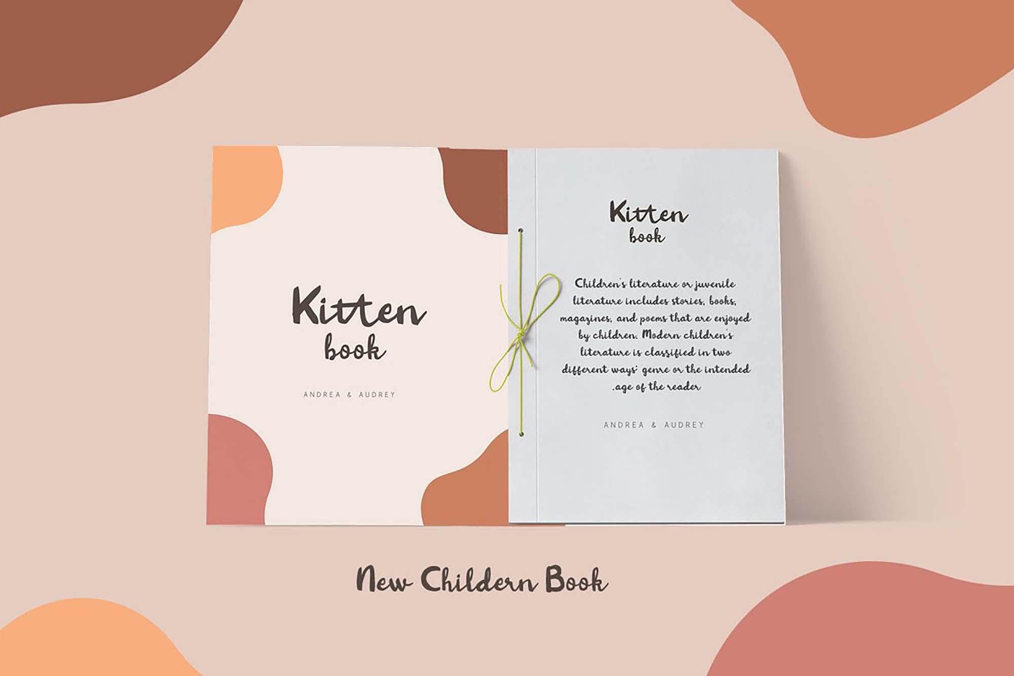 Kitten Days Font 9