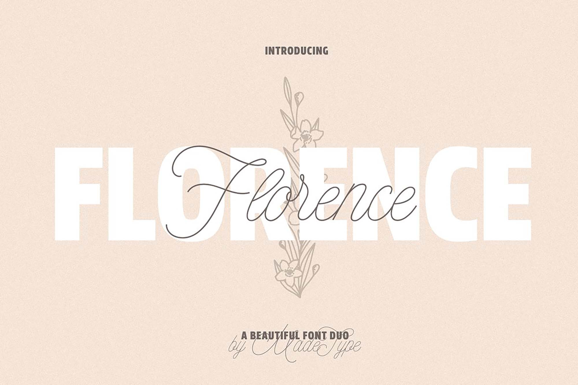 Made Florence Font