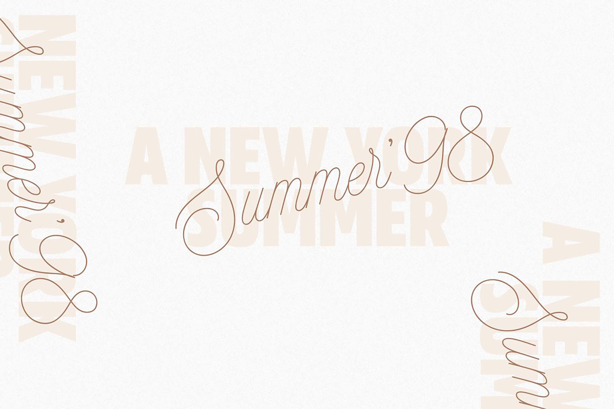 Made Florence Font 7