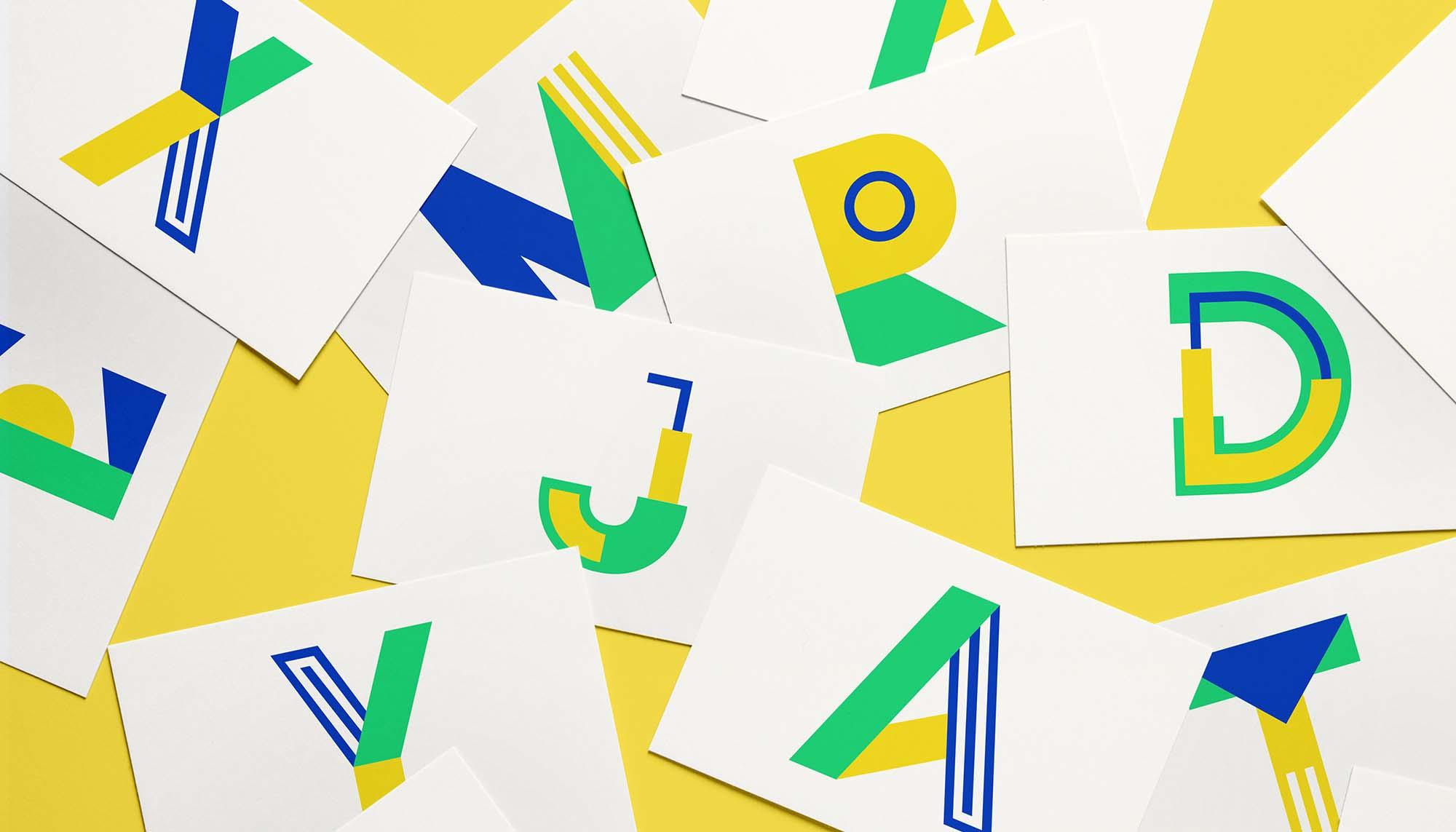 Metra Vector Typeface