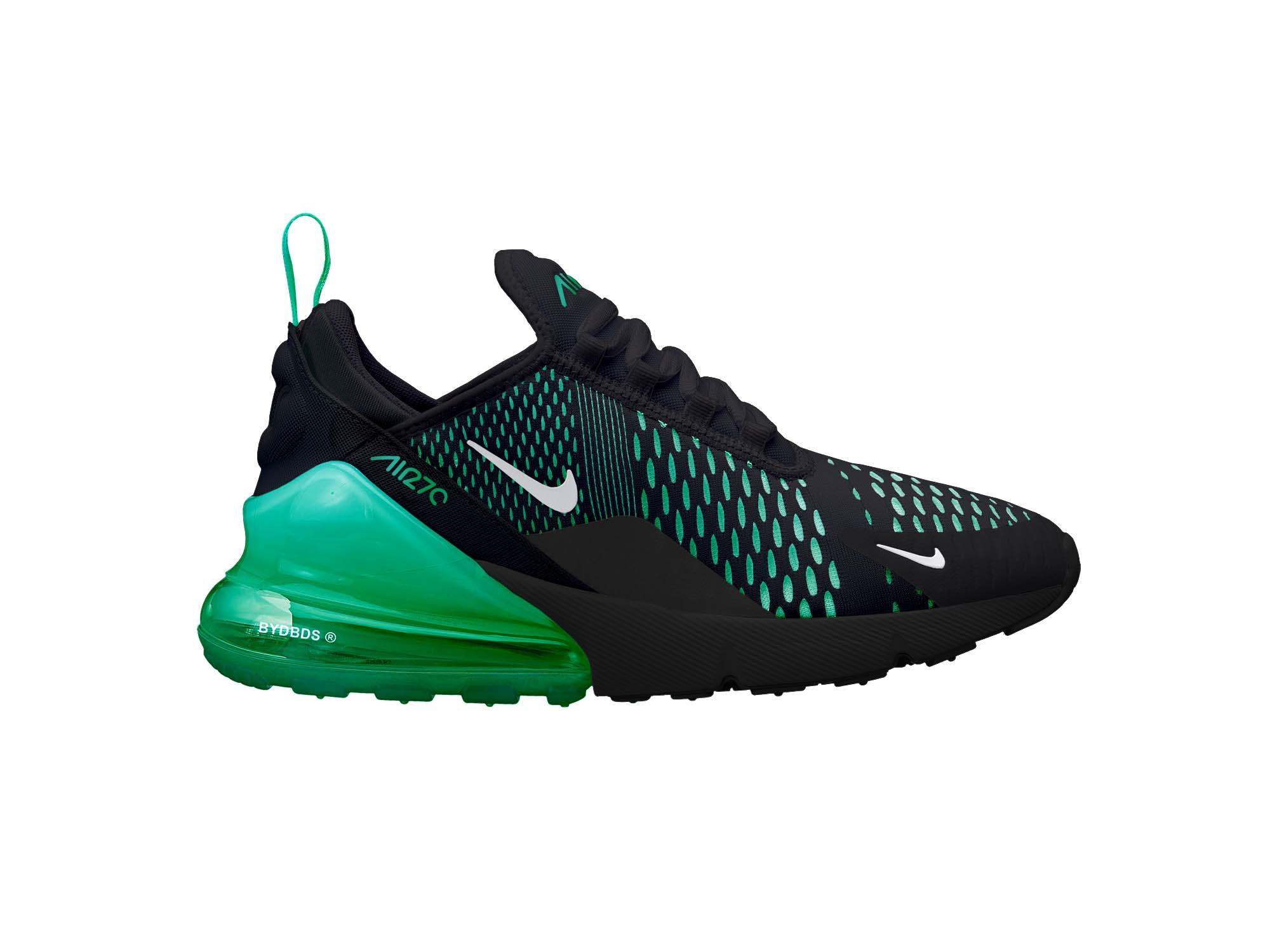 Nike Air Max Sneaker Mockup