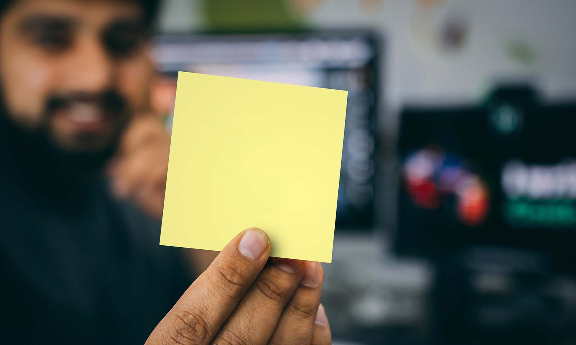 Notepad Mockup 2