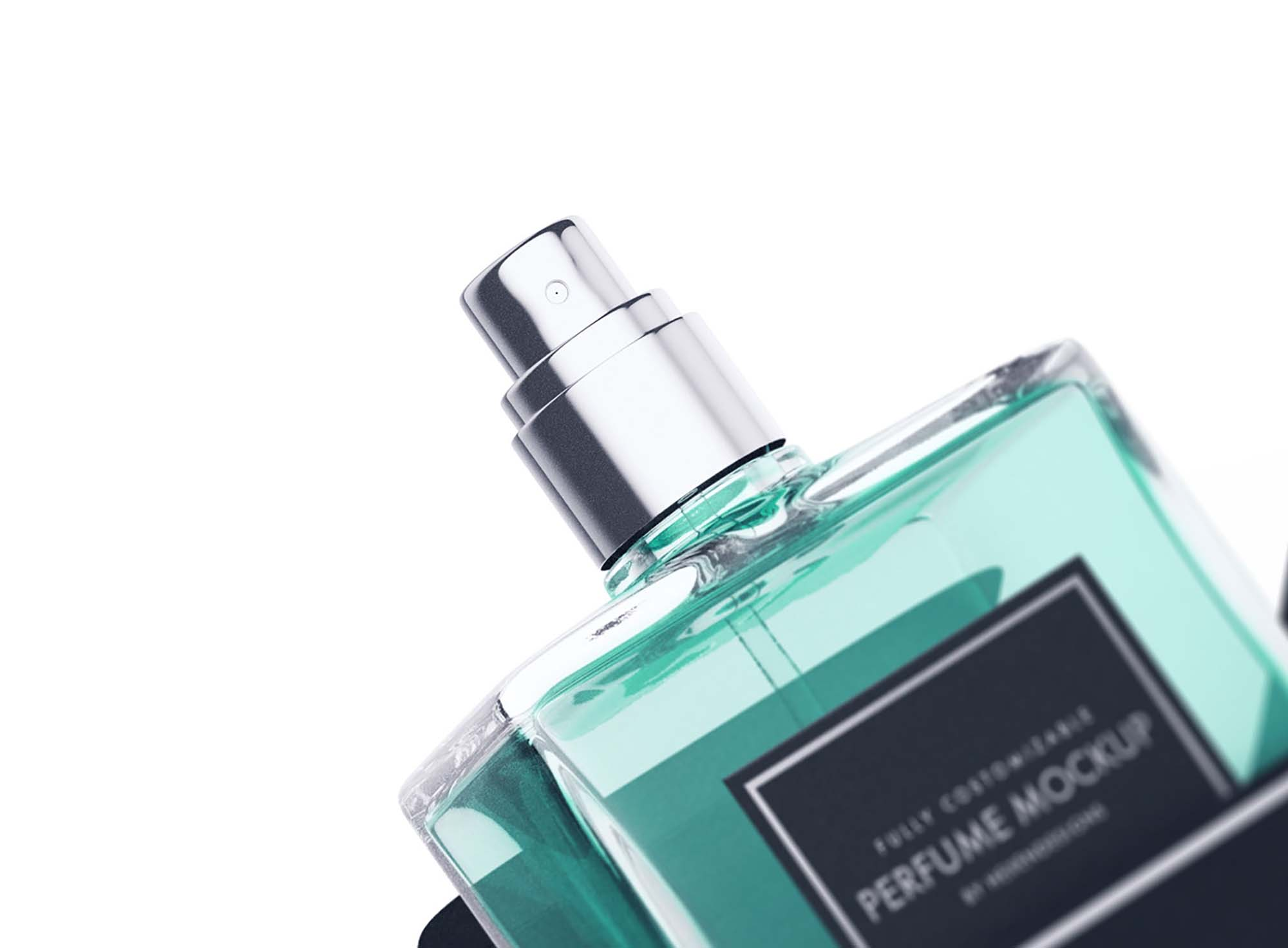 Perfume Package Mockup 3