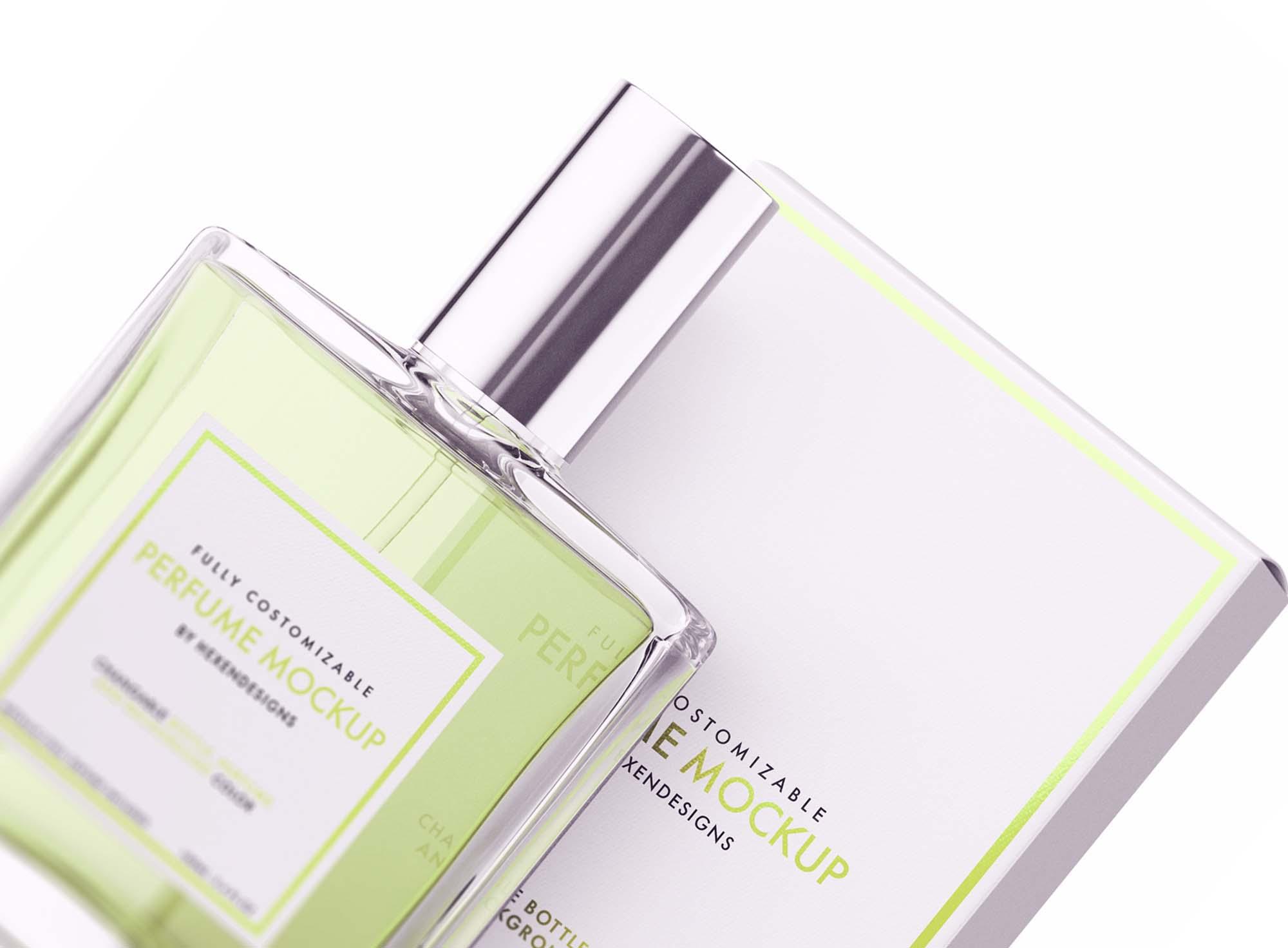 Perfume Package Mockup 5
