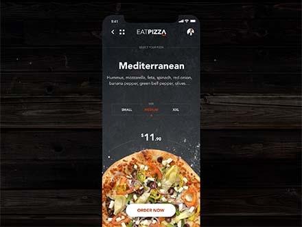 Pizza App Template