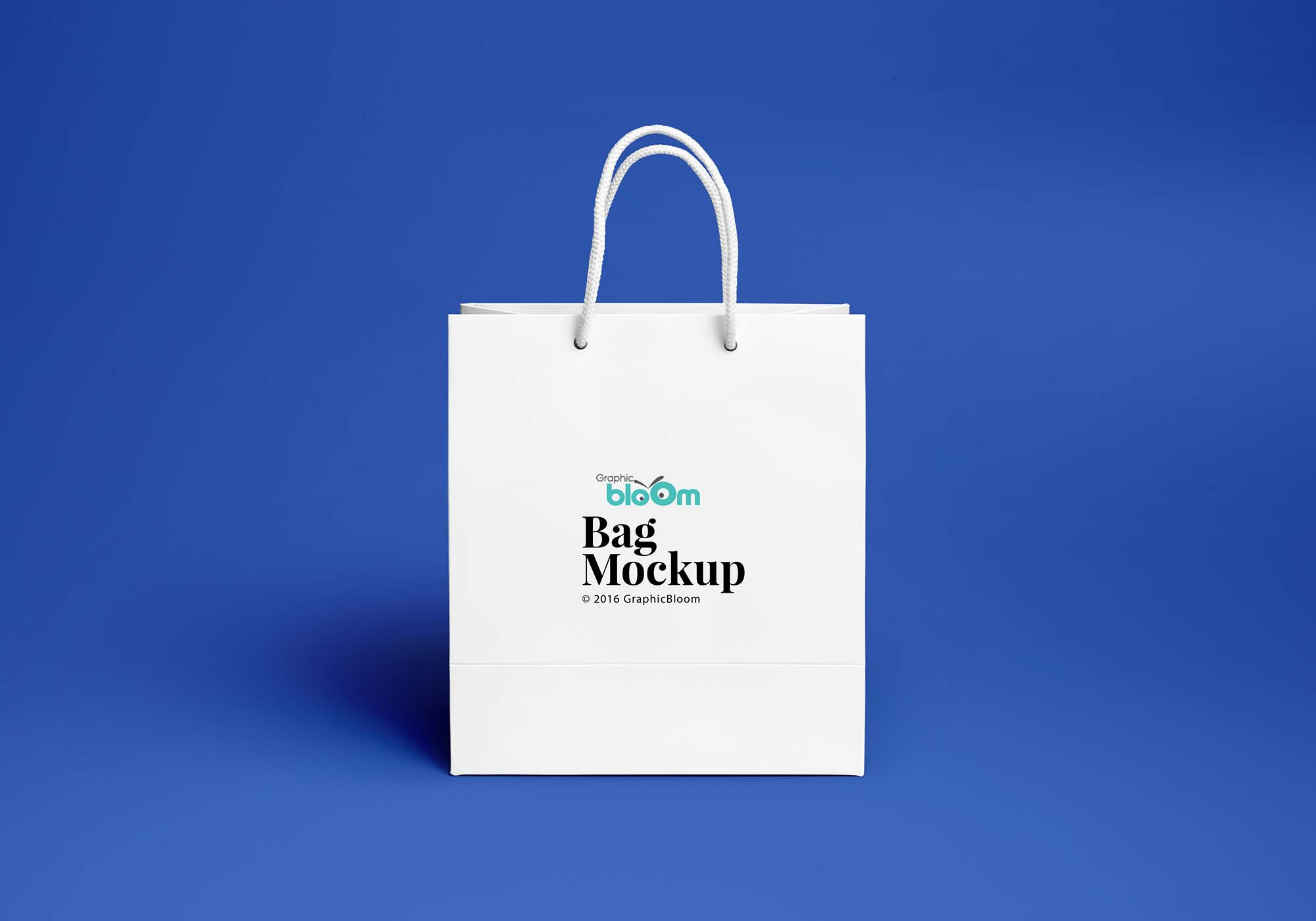 Shopping Bag Mockup 2
