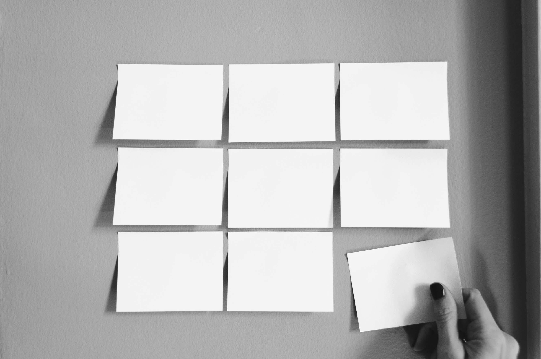 Sticky Notes Mockup 2
