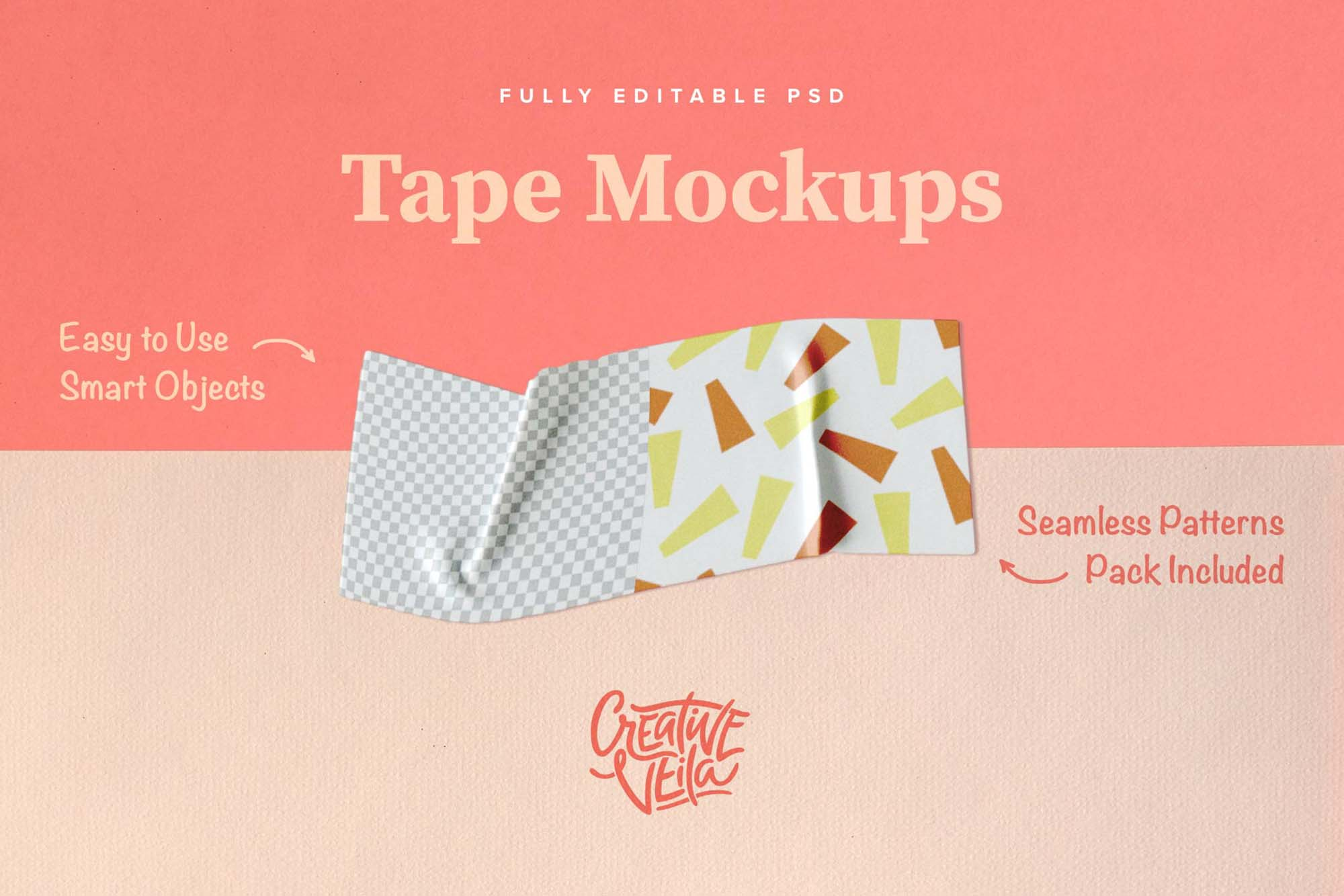 Tape Mockup