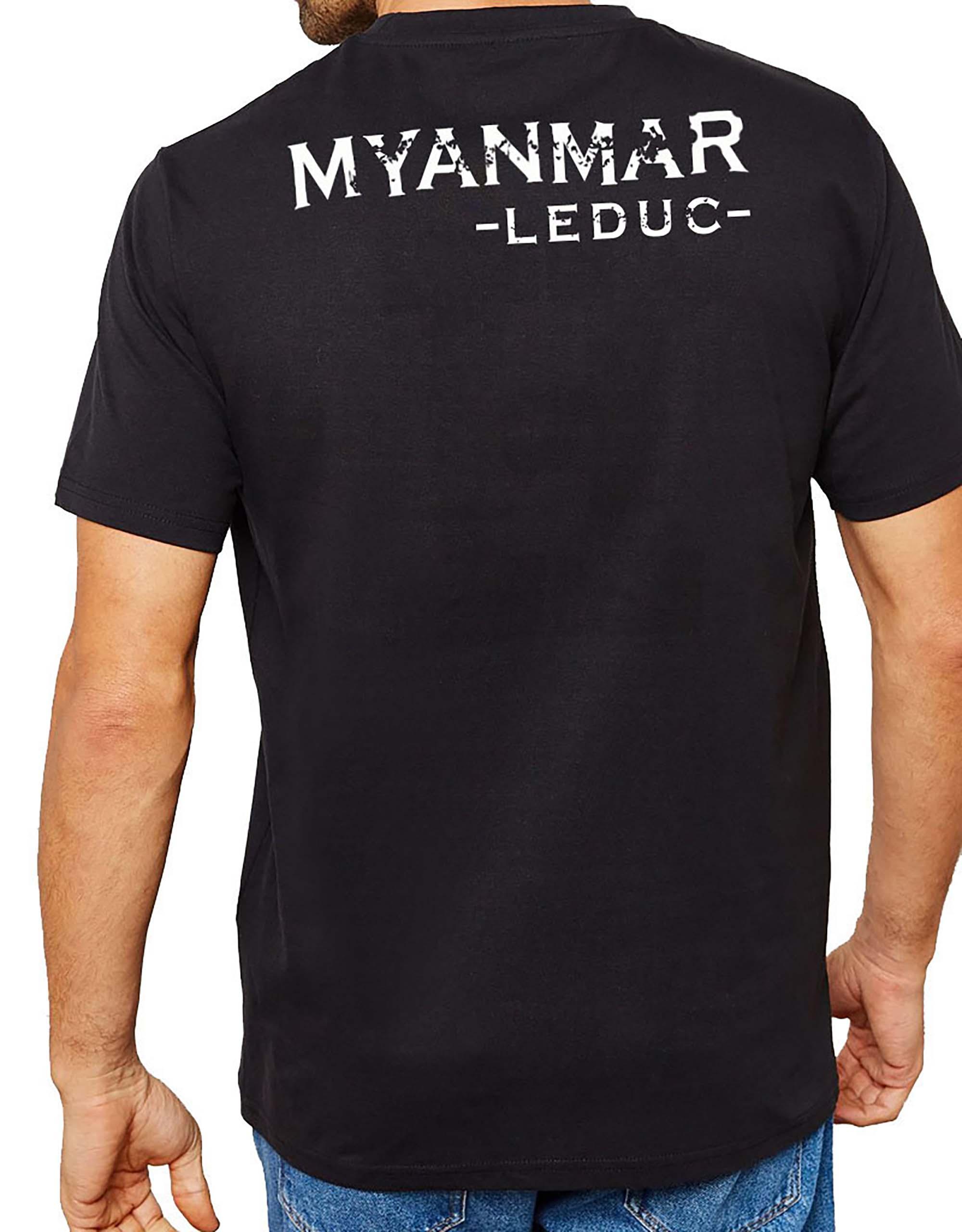 Boxing T-Shirt Mockup 2