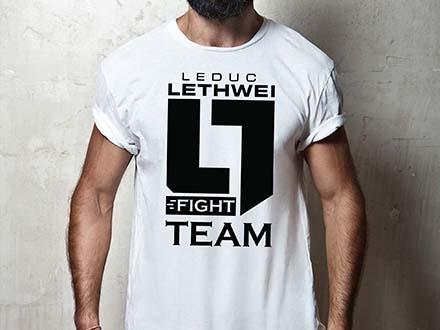 Boxing T-Shirt Mockup