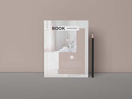 Branding Book Mockup Design