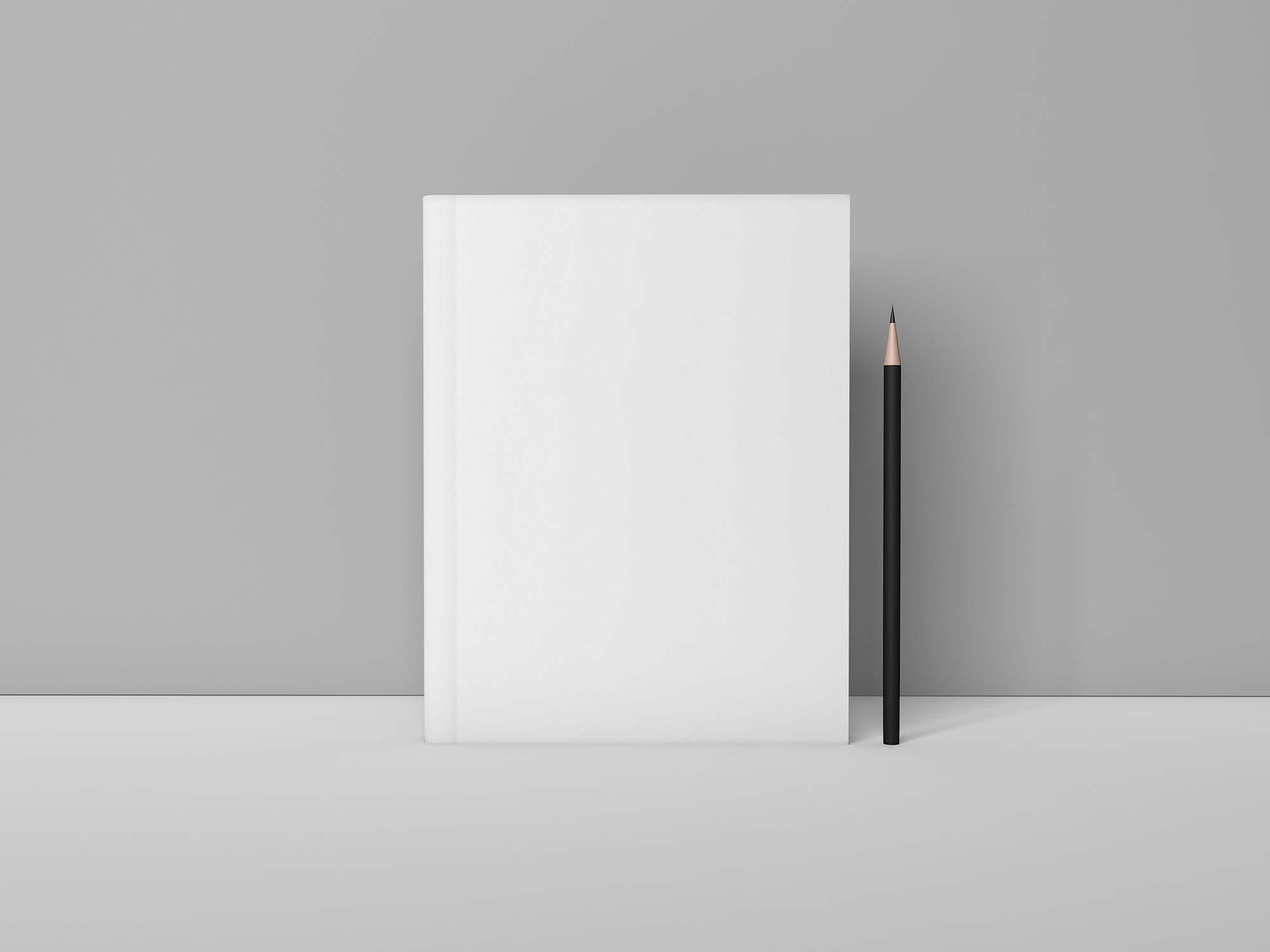 Branding Book Mockup Design 2