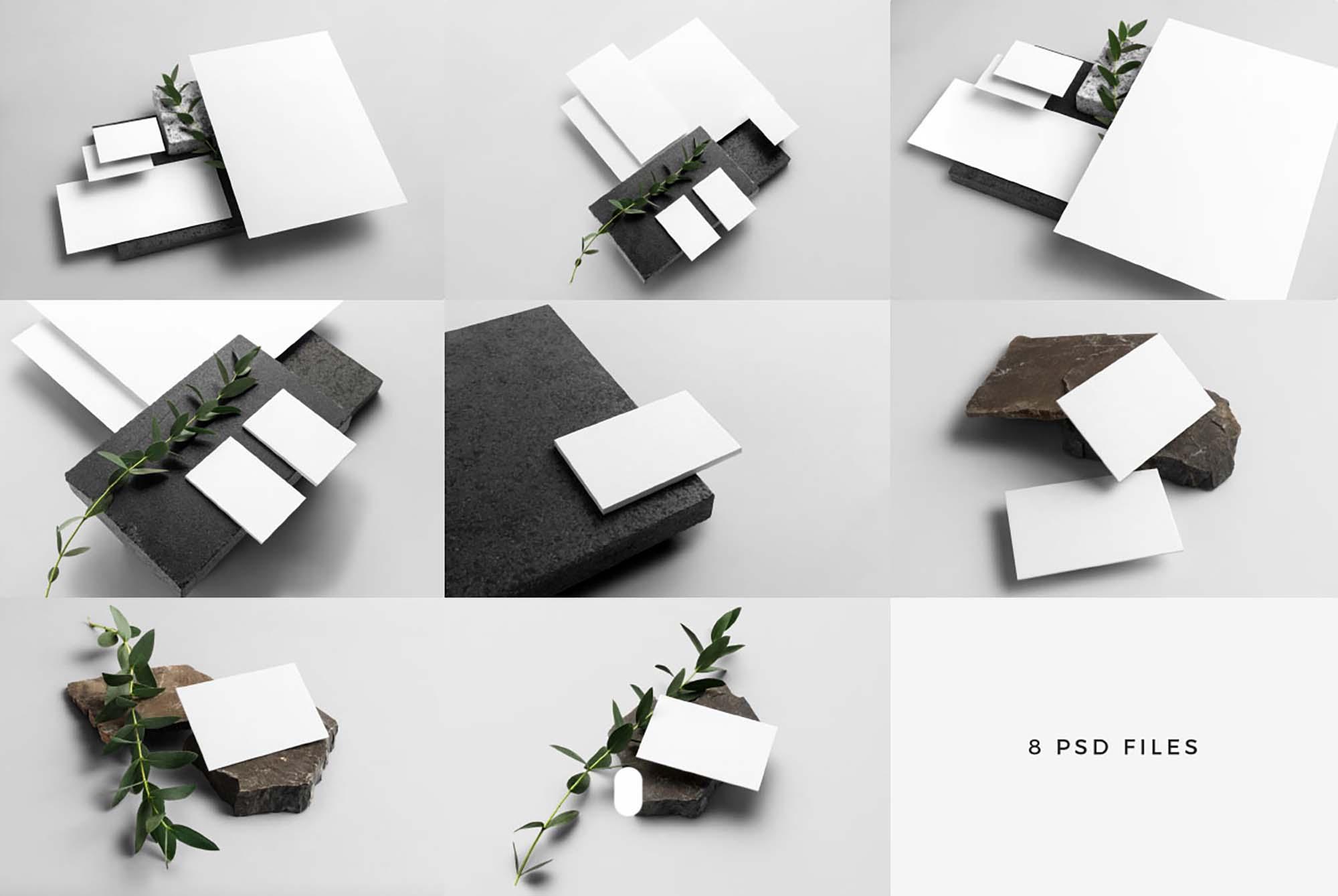 Branding Mockup Premium Version