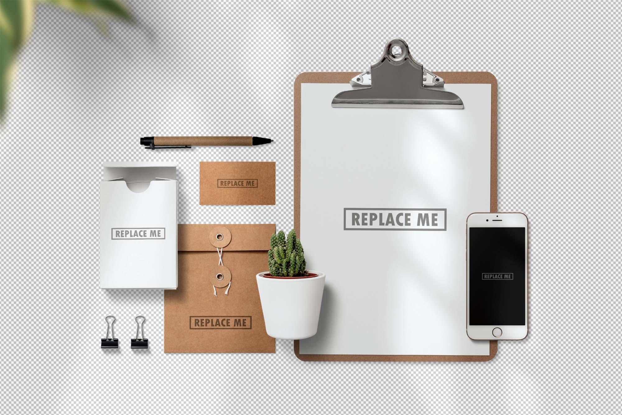 Multi-purpose Branding Mockup 2