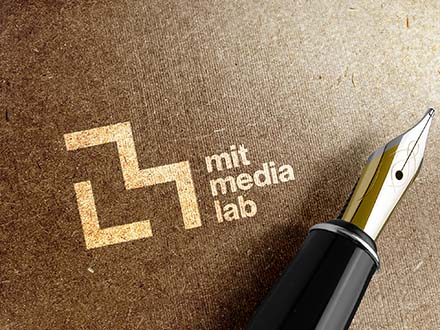 Cardboard Gold Logo Mockup