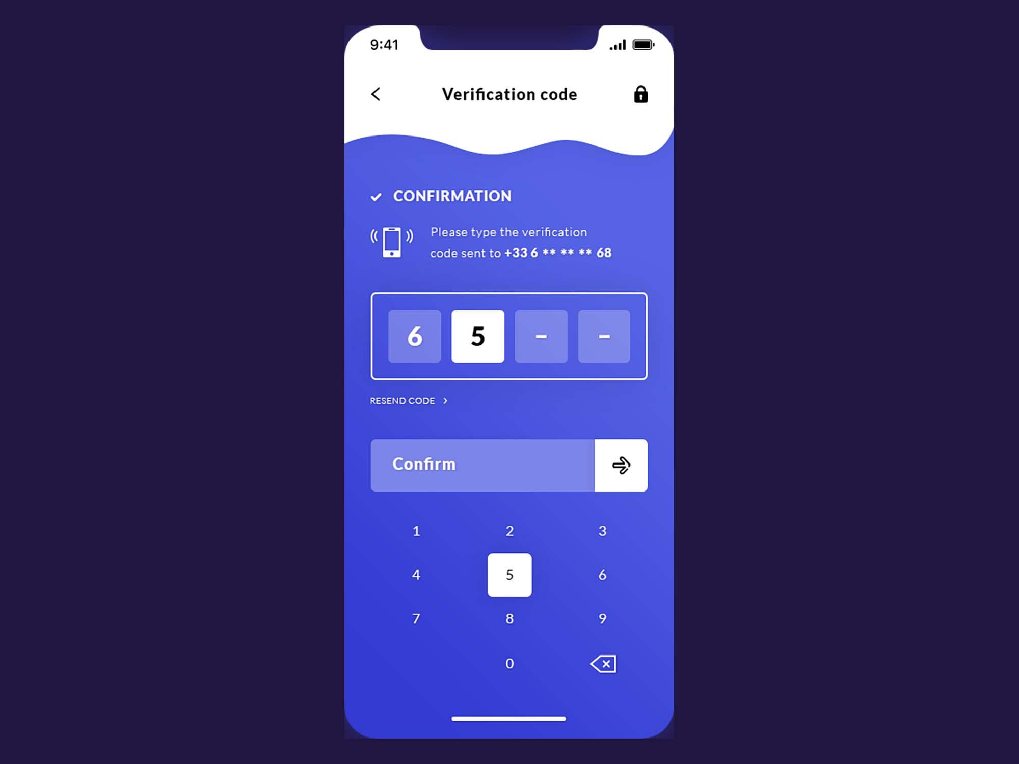 Code Verification App Template 2