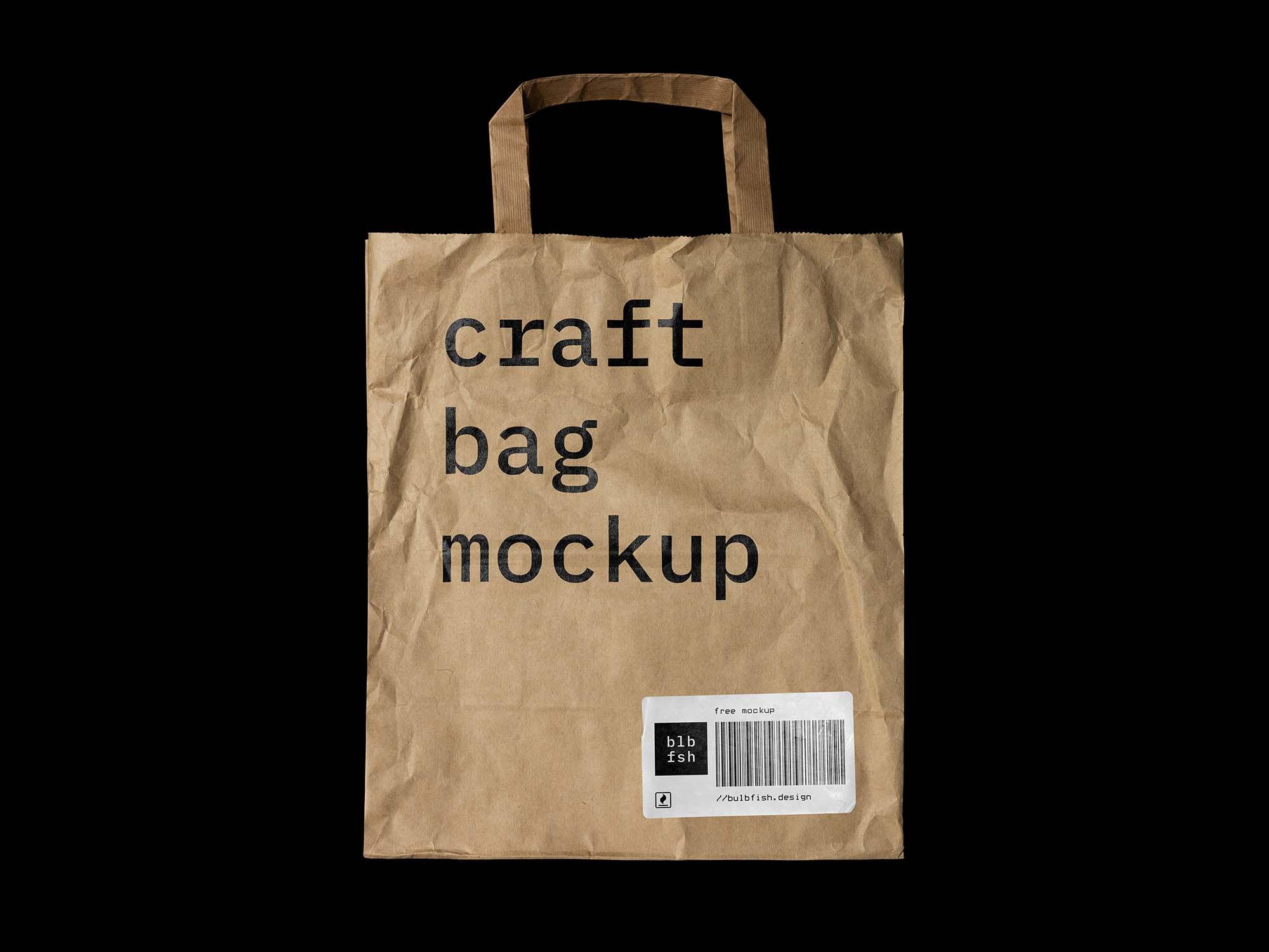 Craft Bag Mockup 2