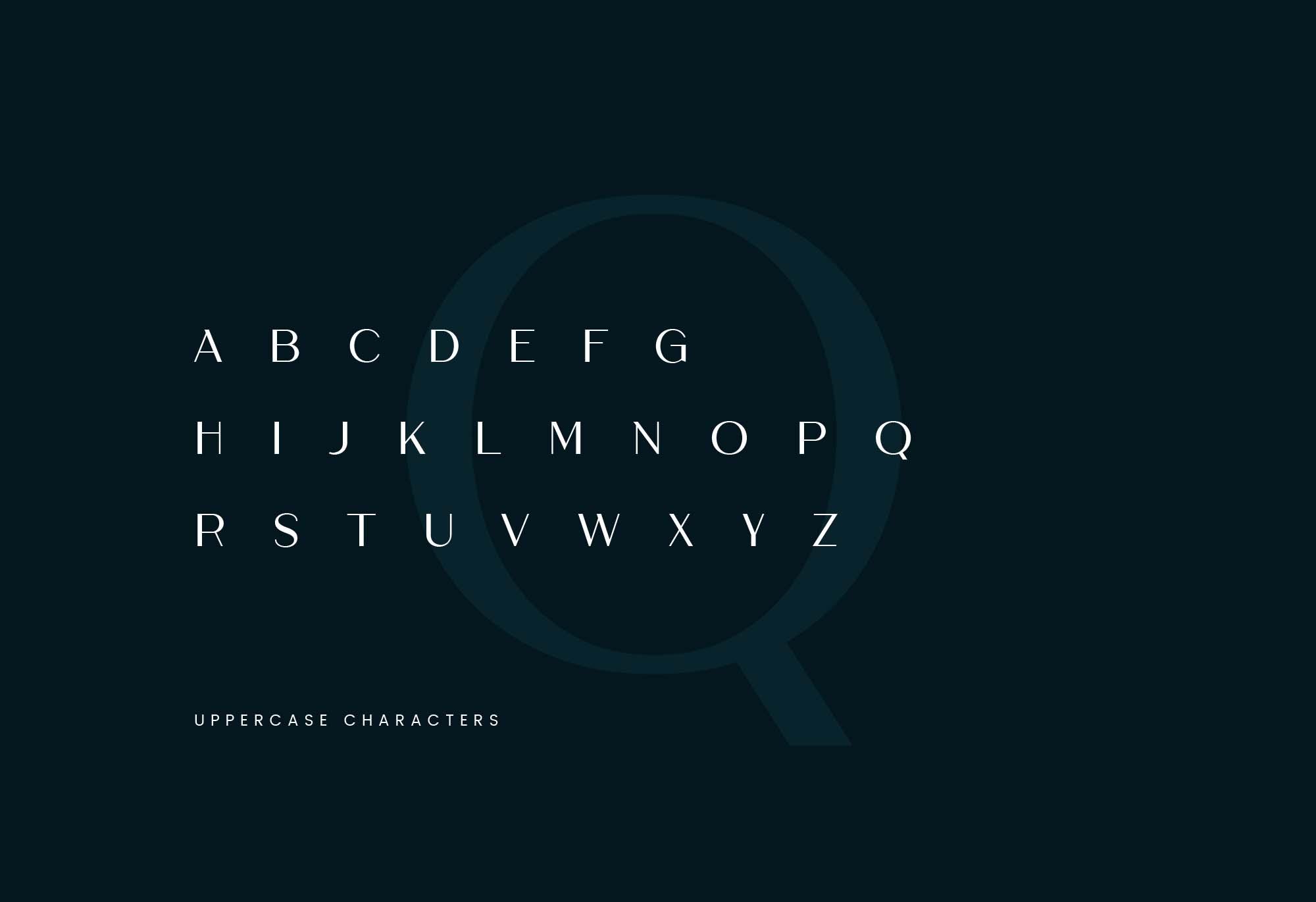Cremona Sans Font 4