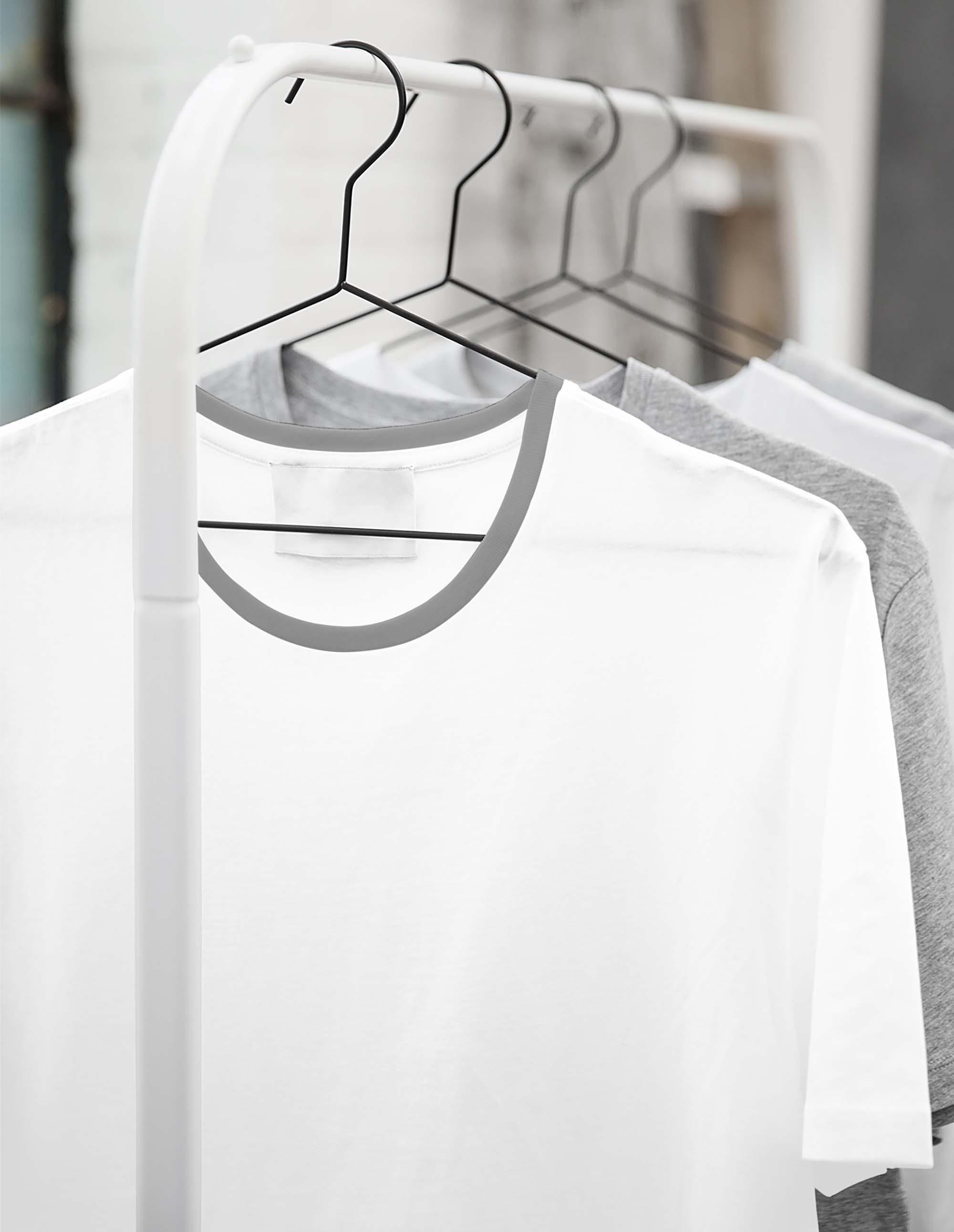 Hanged T-Shirt Mockup 2