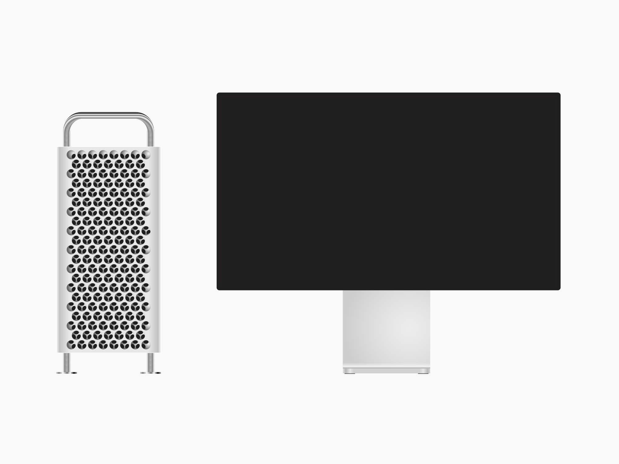 Mac Pro Mockup 2019