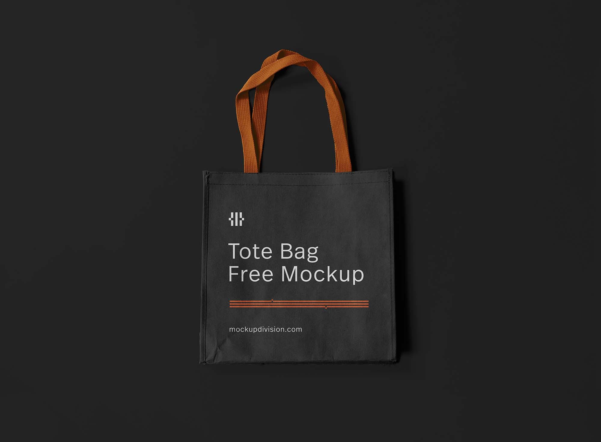Mini Tote Bag Mockup 2